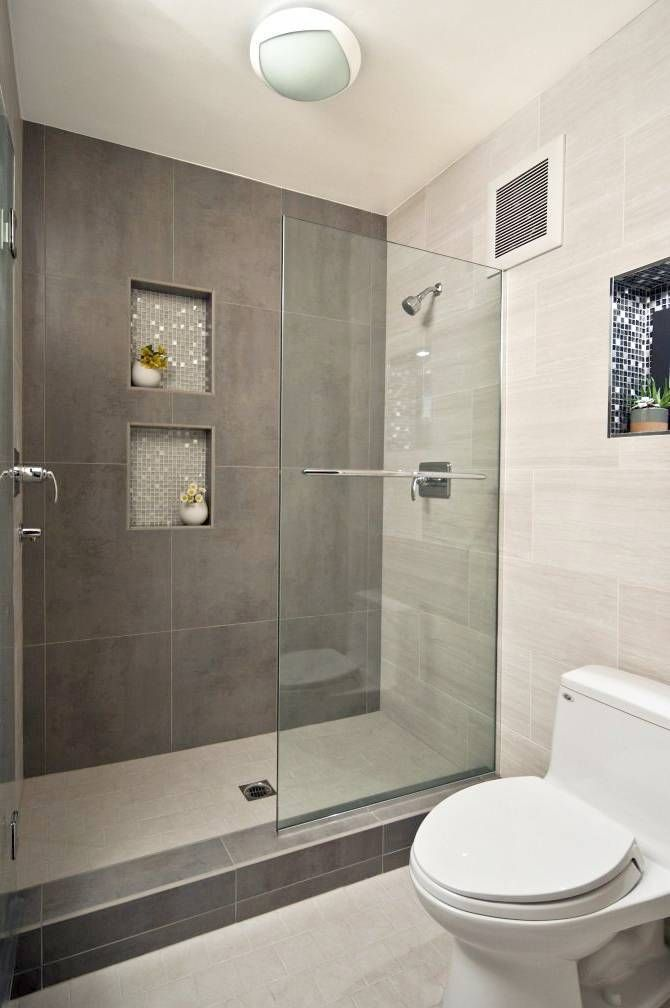 Nice Modern Walk In Showers Small Bathroom Designs With Walk In