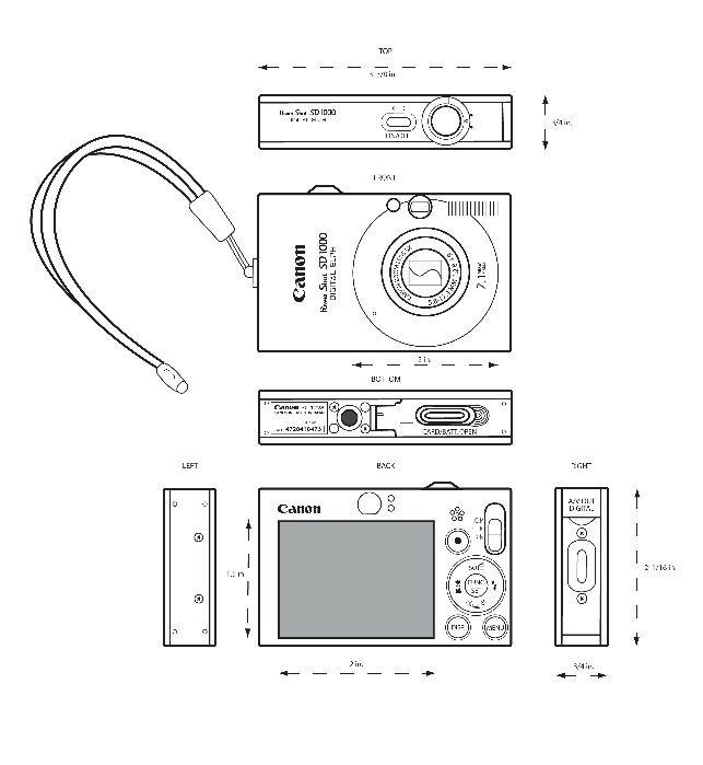 Technical Interior Design Drawing Basics