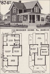 Large list of traditional home floor plans ...