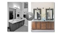 Watch Bathroom Remodel for Under $5,000 in the Better