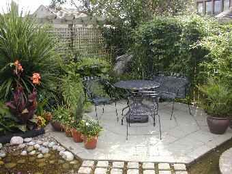 Awesome Patio Garden Design Ideas Images Home Decorating Ideas