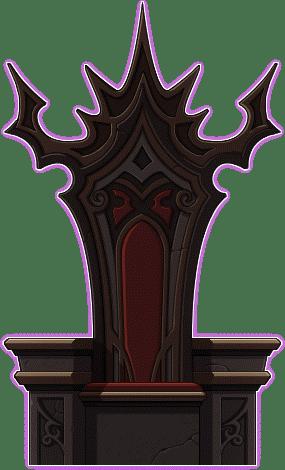 Evil Throne Chair