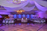 masquerade centerpieces for sweet 16 | Wedding Table ...