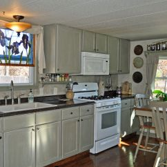 Mobile Home Kitchen Sink Design Rochester Ny Single Wide Diy 43remodel 43 Makeover 43small