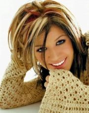 celebrity hairstyles kelly clarkson