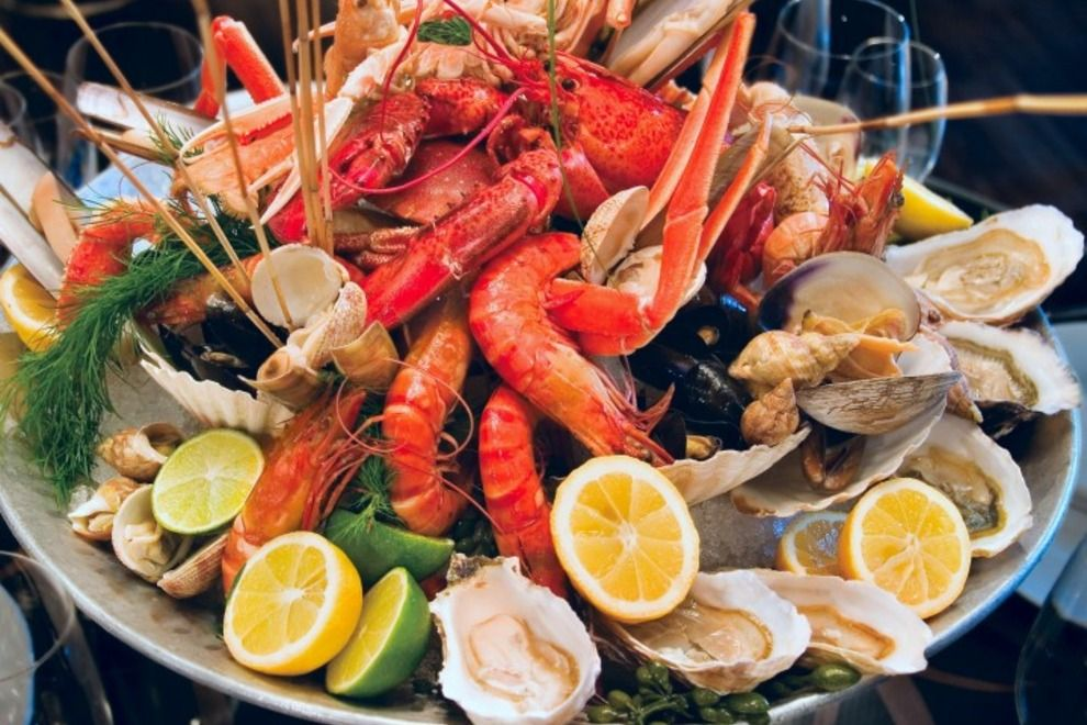 Best Seafood Lunch Near Me