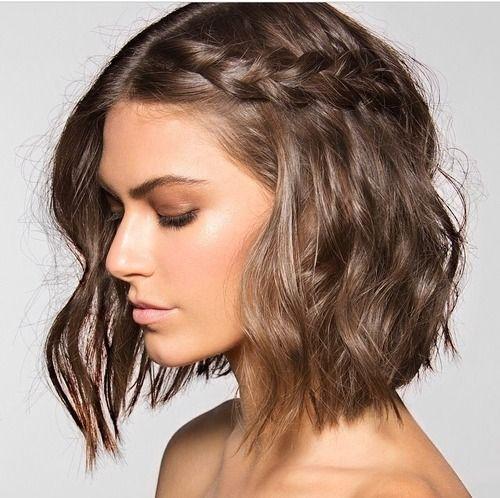 Braids & Waves Hair Styles Pinterest Zopf Frisuren