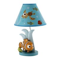 Disney Baby - Finding Nemo Lamp & Shade - Disney Baby ...