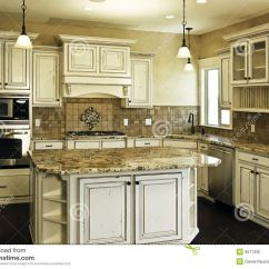 White Distressed Kitchen Cabinets Aid Ksm Google Search Dream