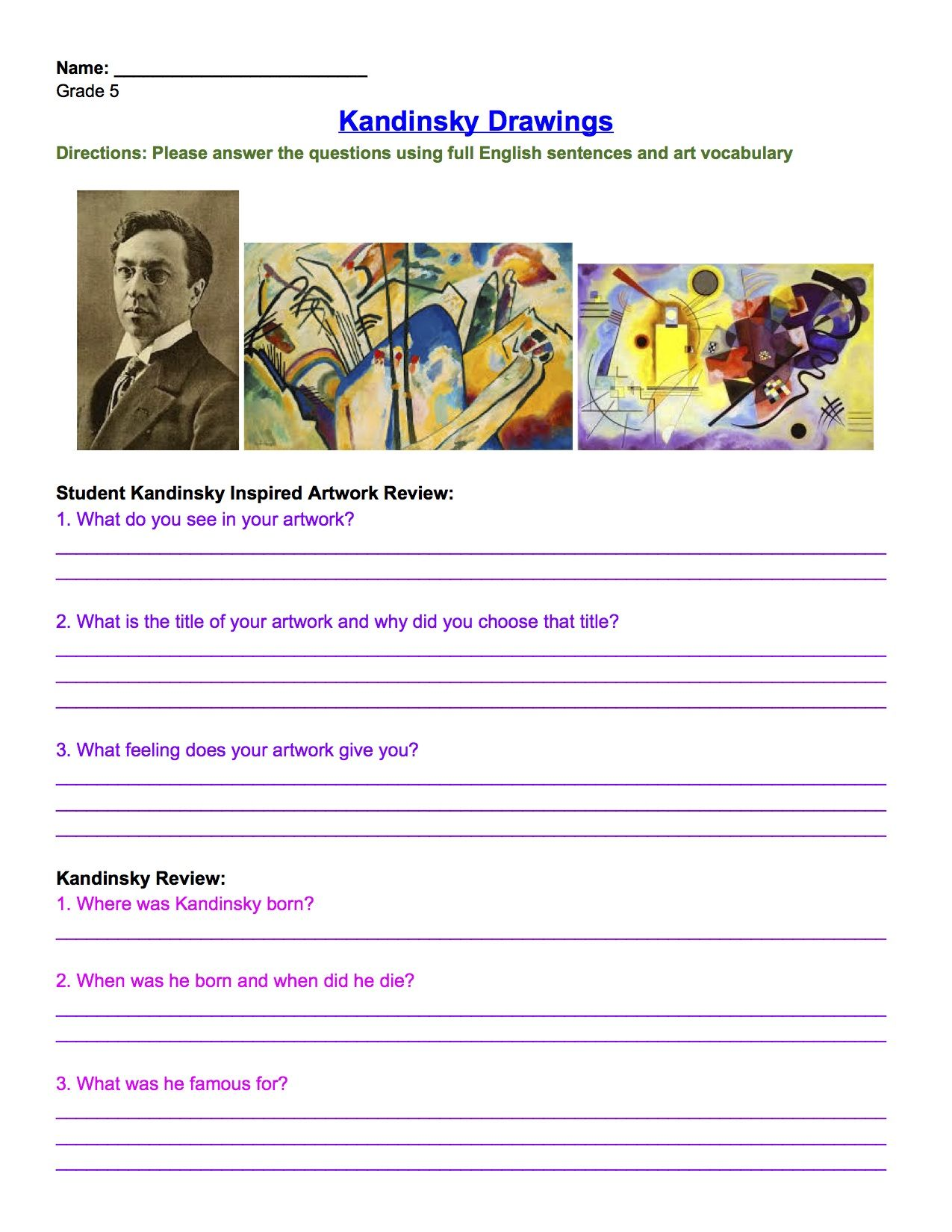 Worksheet World History Grade 12