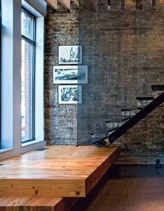 Home house interior decorating design dwell furniture decor fashion antique vintage modern contemporary art loft real estate nyc architecture inspiration also masculine rustic stairs coner org rh pinterest