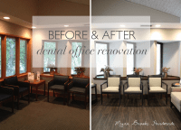 Before & After:: Dental Office Renovation | Dental, Office ...
