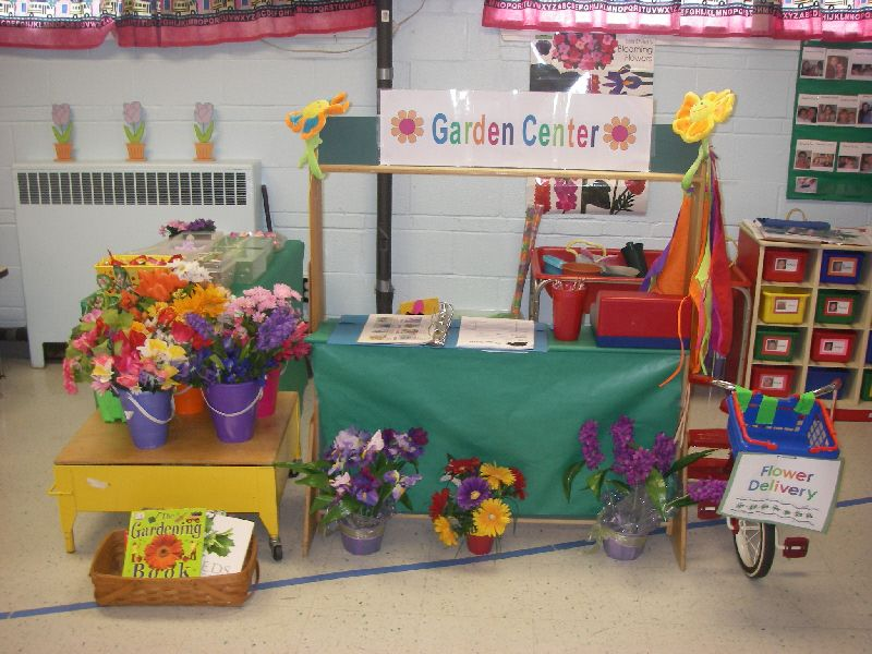 Garden Centre Role Play Classroom Display Photo Photo Gallery