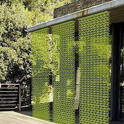 Decorative Modern Outdoor Privacy Screen For The Home