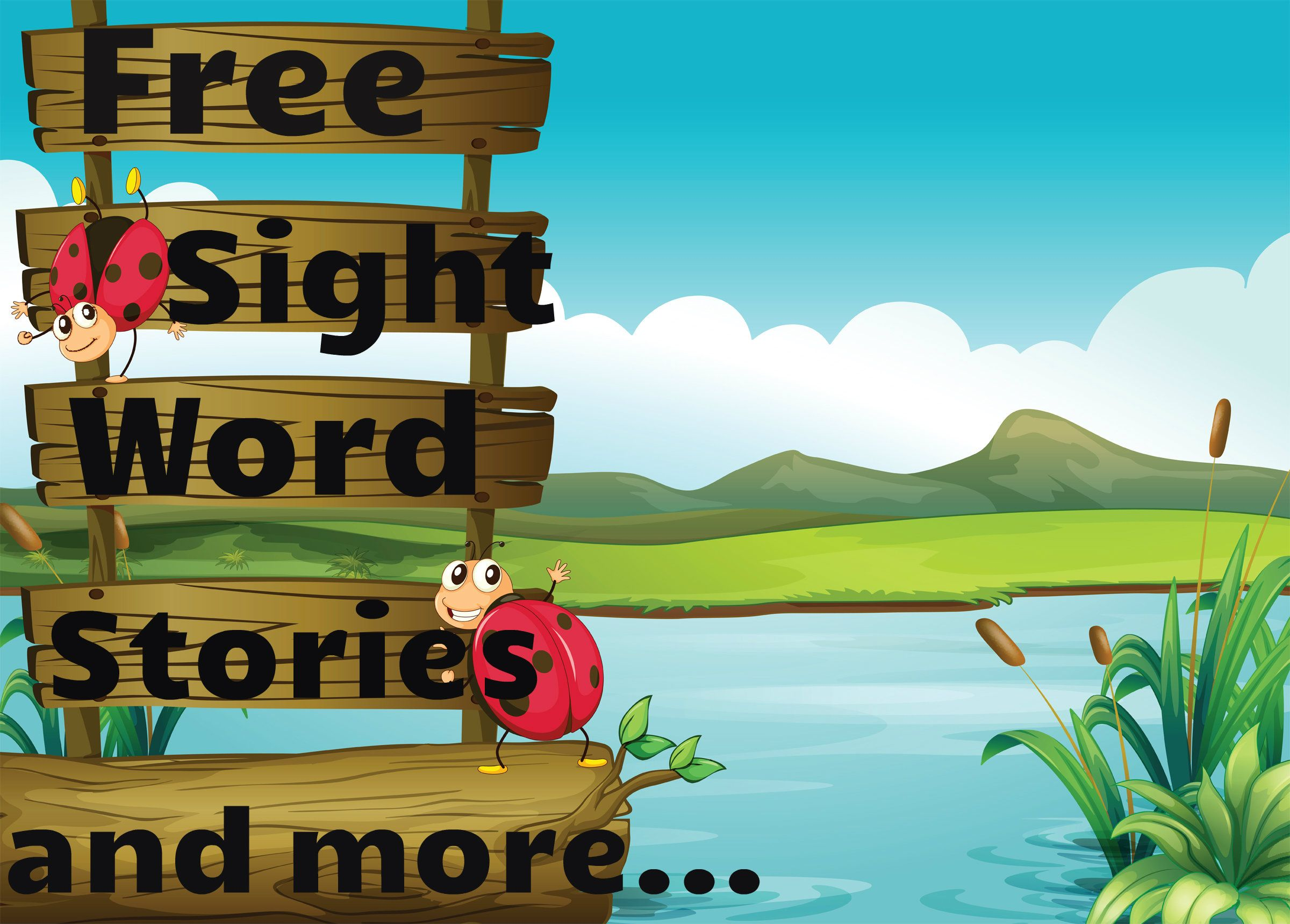 Free Sight Word Stories At Different Reading Levels Great