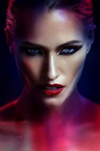 Fabulous lighting with gels | Gel lighting photography ...