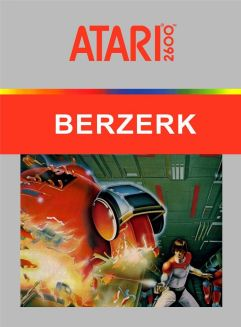 Image result for berzerk 2600