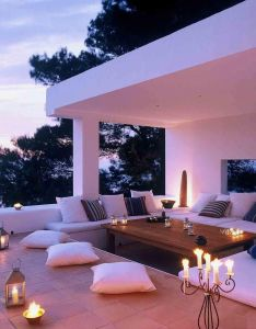 Small yet very cozy deck for  romantic party at or patio designed to perfect home inspiration design also pin by sofia valenzuela on deco pinterest internal rh