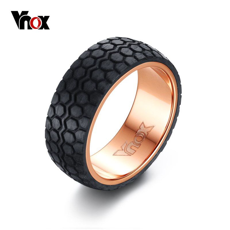 Carbon ringe schwarz  Beliebtester Schmuck