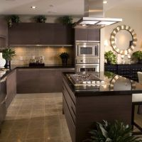 Wallpaper Home Kitchen Design Ideas Of Mobile Full Hd Pics Luxury Cabinets Kuchyn