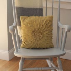 Yellow Rocking Chair Desk Under 80 Miles To Brewster Makeover Paint Dipped Diy | Home Sweet Pinterest ...