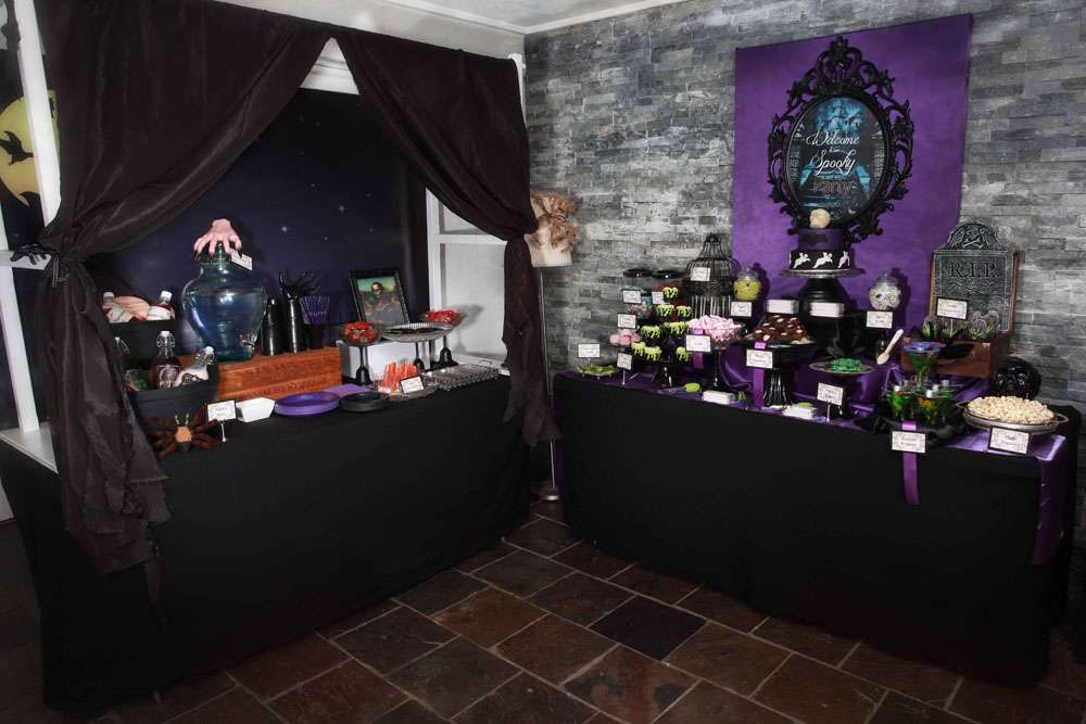 Haunted House Birthday Party Ideas Haunted Houses Birthday
