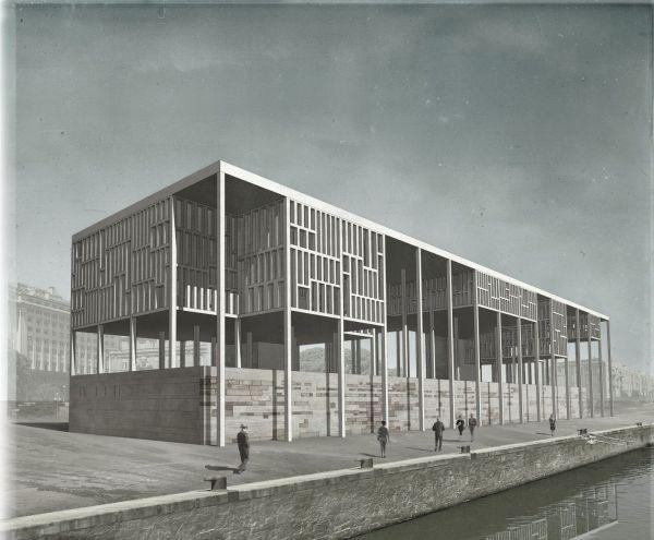 Kostas Manolidis Buenos Aires Contemporary Art Museum Divisare Dwell Design
