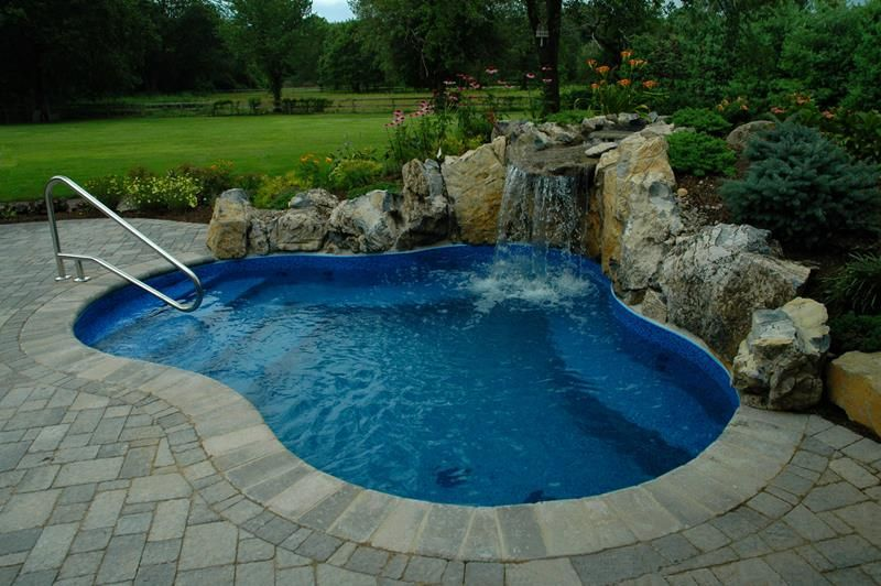 23 Amazing Small Swimming Pool Designs  Small swimming pools Pool designs and Swimming pools