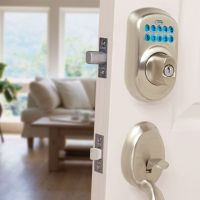 Upgrade Front Door Locks With Keyless Door Locks ...
