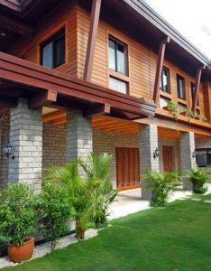 Dream house also modern design for this thai surrounded by vegetation rh in pinterest