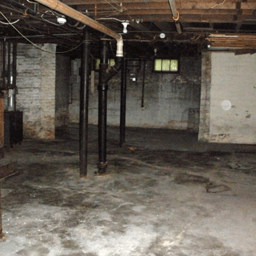 How To Get Rid Of Musty Basement Smell  Cleaning Tricks