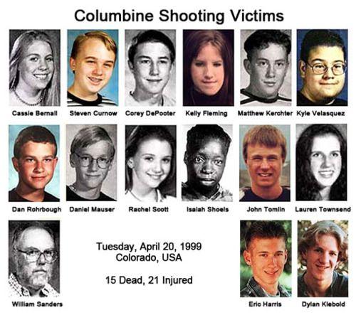 Virginia Tech Shooting Bodies