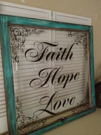 How to Use Vintage Windows | Recipe | Window, Etsy and Cricut