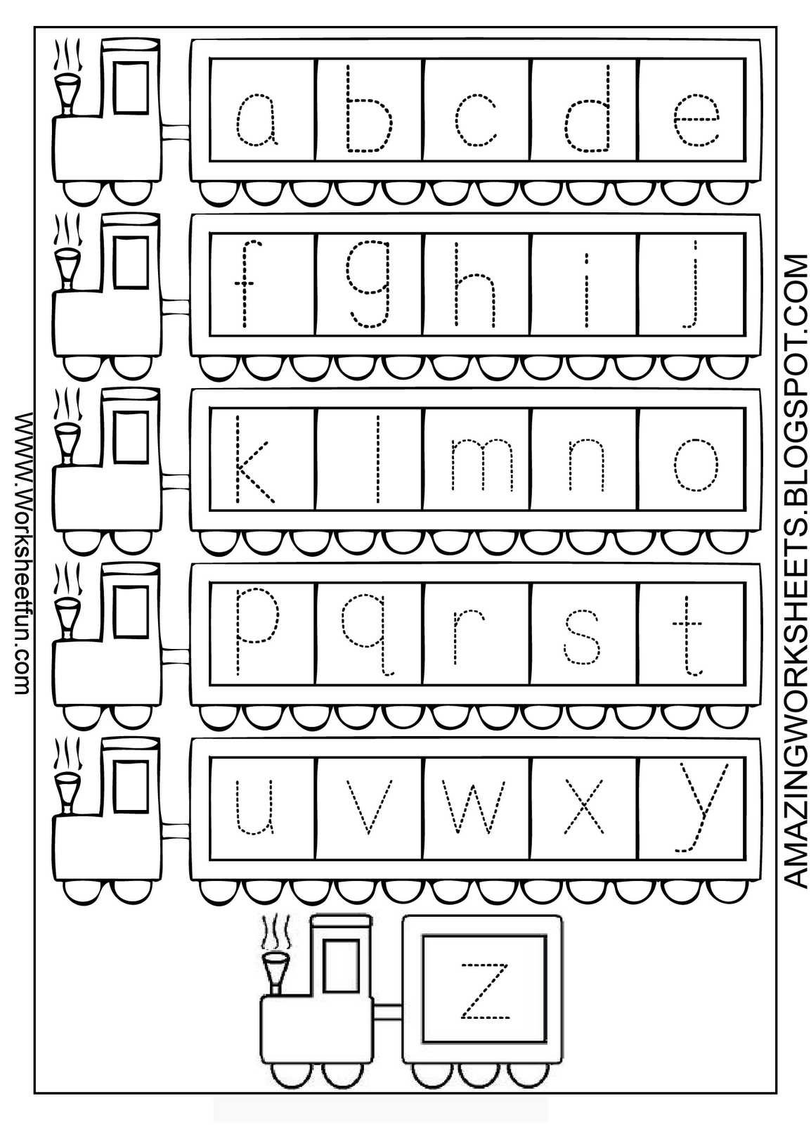 2 Printable Letter Writing For Preschoolers For Printable