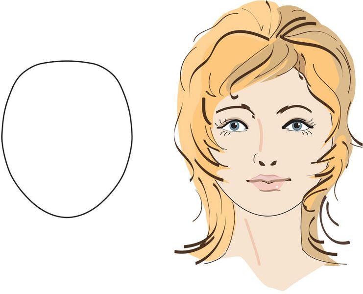 Frisuren Für Runde Gesichtsformen Salon Beate Hollerbach