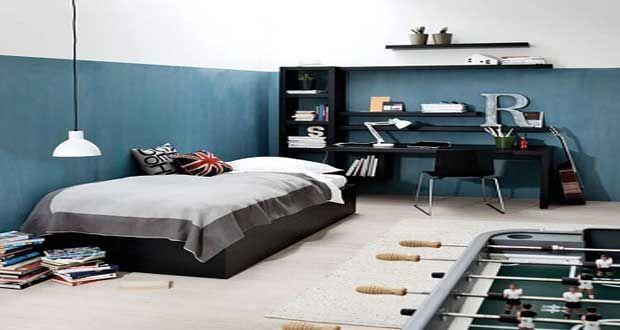 Chambre ado garon  11 Dco de chambres dans le coup  Decoration and Bedrooms