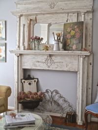 Chateau Chic: A New Find Inspires A Change On The Mantel ...