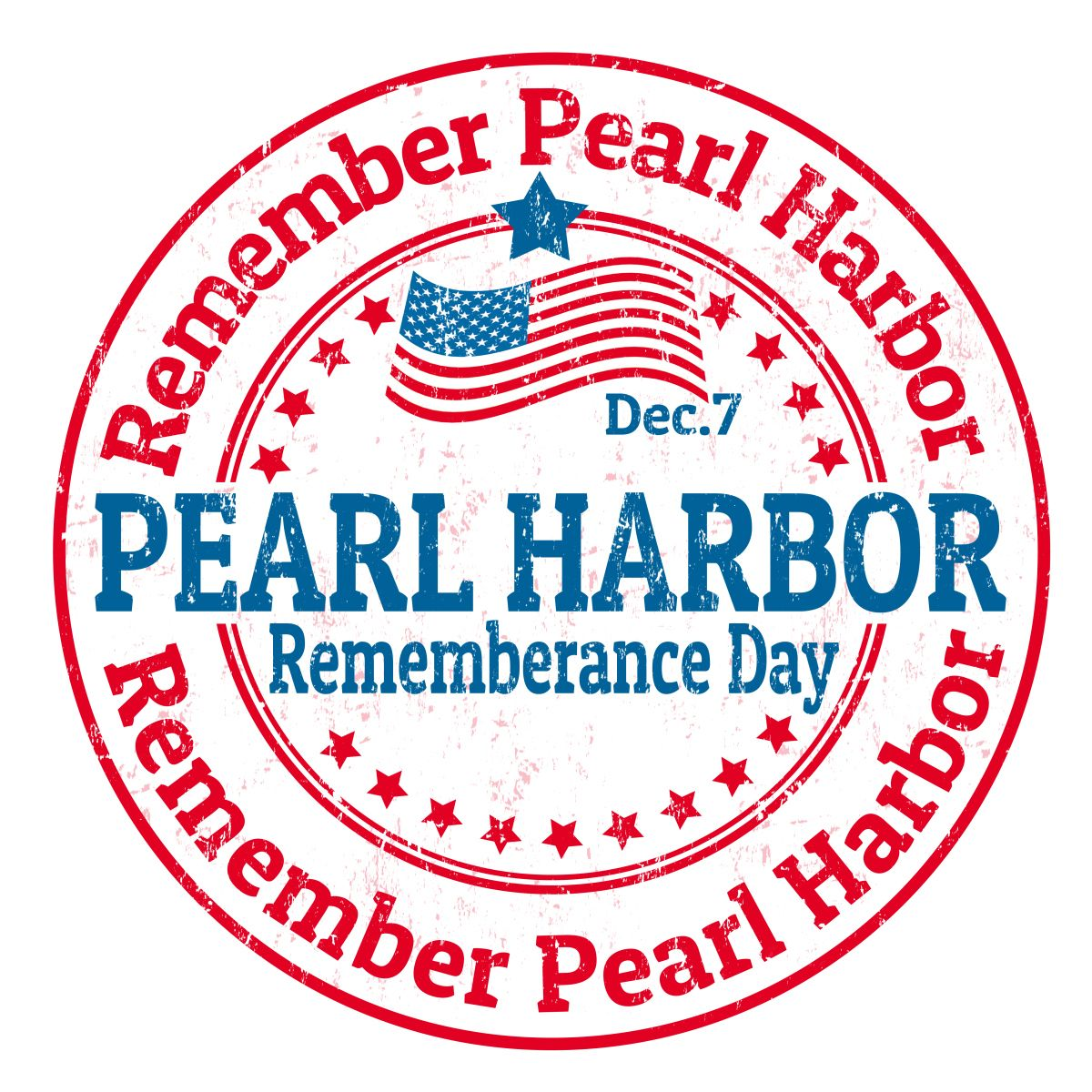 December 7th National Pearl Harbor Remembrance Day