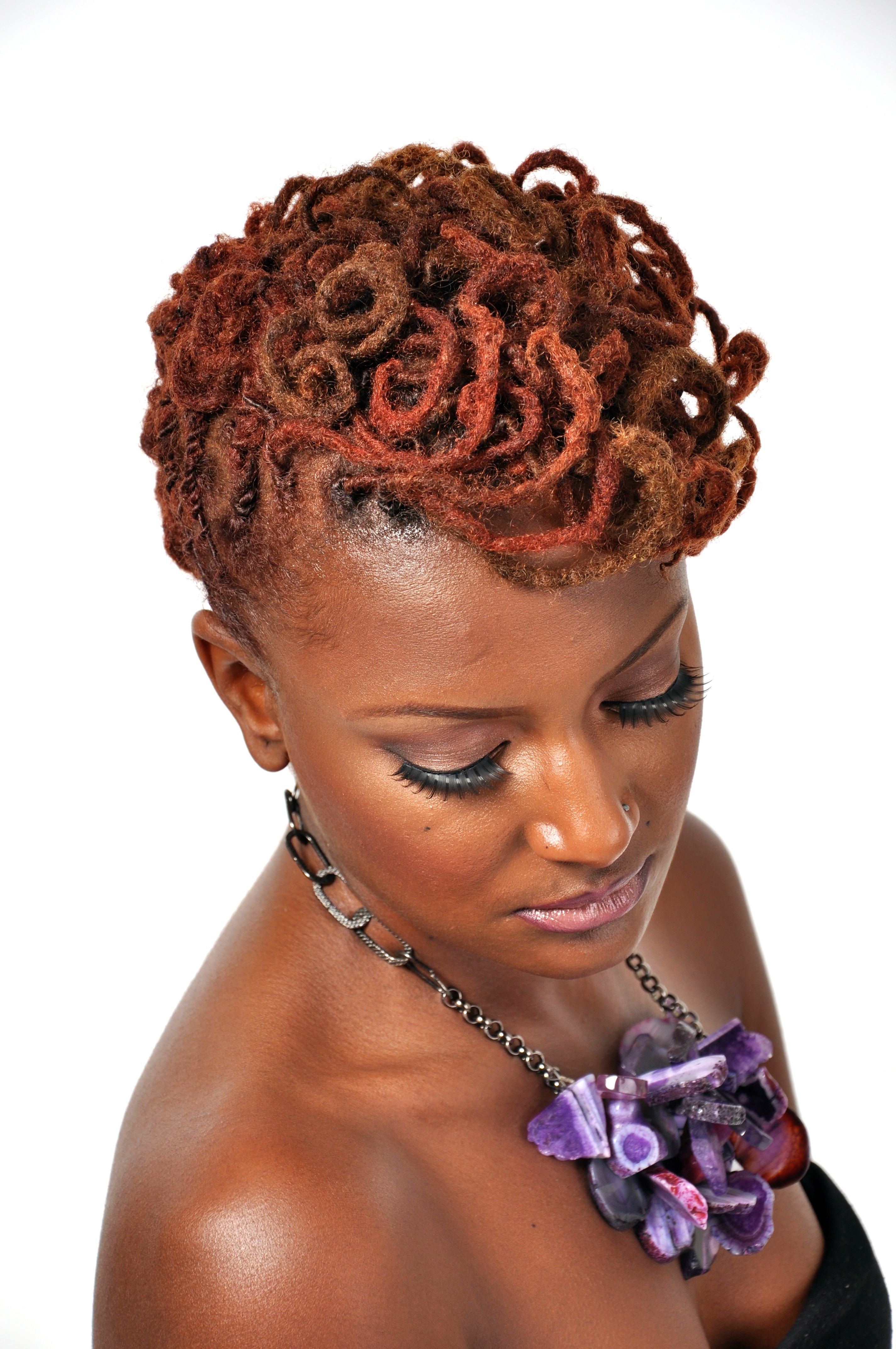 Hair Inspirations 13 Funky Loc Styles To Rock Black Women