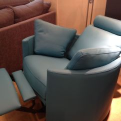 Turquoise Chairs Leather Folding Chair On Wheels Deep Blue Our Summer 2014 Showroom