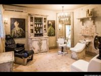 Gorgeous in home salon | Room Inspiration | Pinterest ...