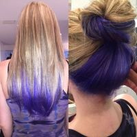 1000+ ideas about Dyed Hair Underneath on Pinterest | Dyed ...