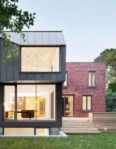 Explore post contemporary home extensions and more also naturehumaine recently unveiled their latest project the renovation rh pinterest