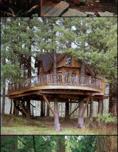 If the idea of  tree house doesn   stir your imagination you might also rh pinterest