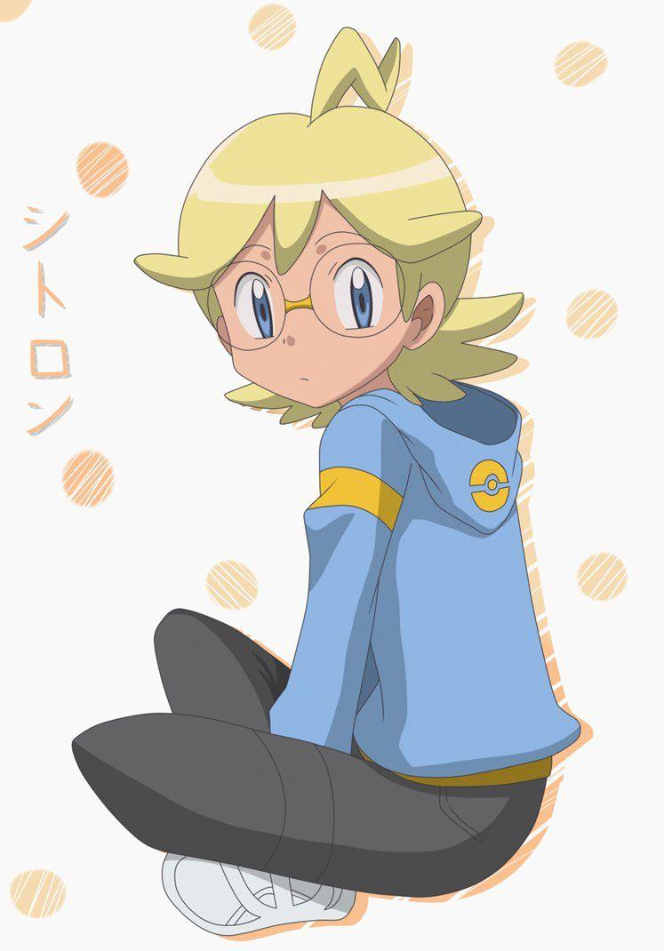 Pokemon Xyz Ash Drawings