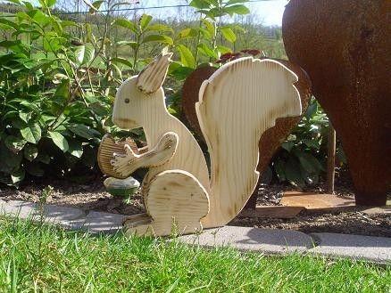 Holzwurm Kreatives Für Haus Und Garten Holz Tiere