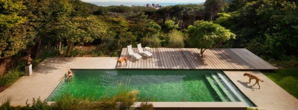 101 Bilder Von Pool Im Garten Luxury Swimming Pool Garten