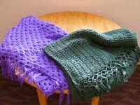 Prayer Shawl Patterns Free | Healing Prayer Shawl-Crochet ...