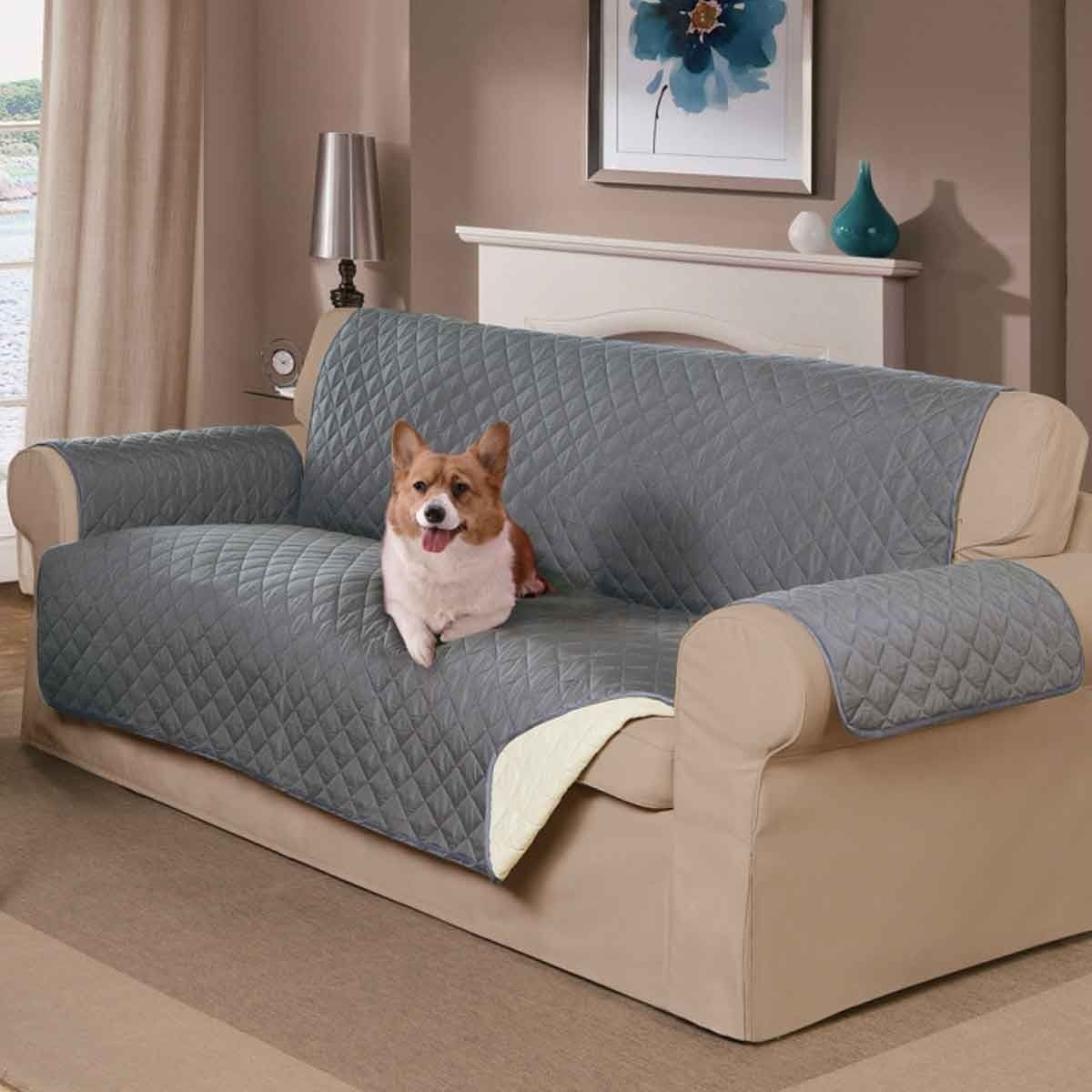 armless sectional sofa pet protector inexpensive leather sofas covers ikea friendly sure fit slipcovers