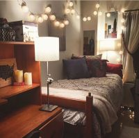Freshman Dorm. Boho Urban Outfitters Dorm | Bedroom Design ...